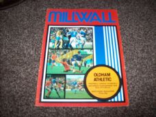 Millwall v Oldham Athletic, 1978/79